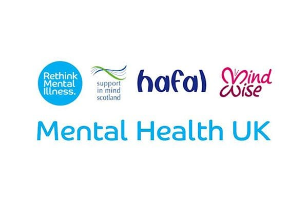 Mental Health UK and its four partner charities