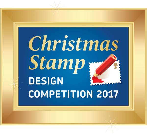 Royal Mail Christmas stamp competition