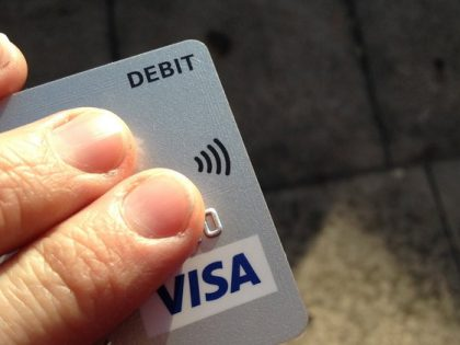 One in four card payments now contactless as usage continues to rise