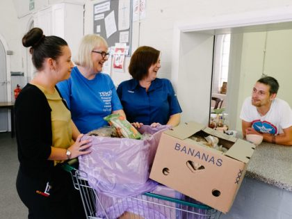 Tesco Community Food Connection scheme reaches 5m meals milestone in a year