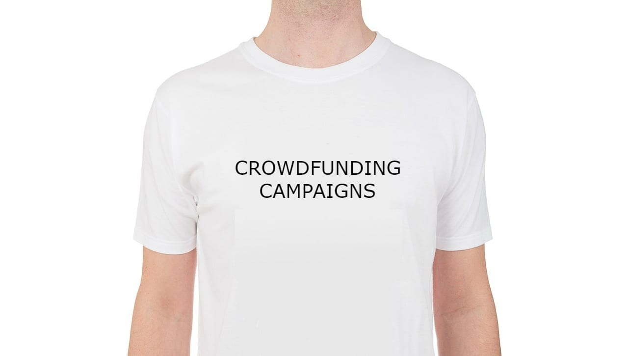 The top 7 most effective fundraising ideas for charities for T shirt fundraiser site