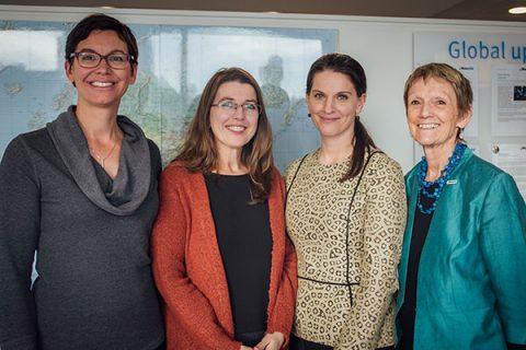 Wateraid Women Charity Chief Executives