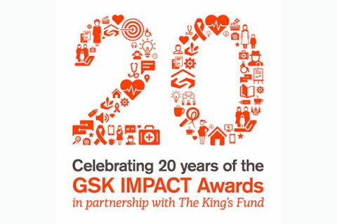 20th anniversary of the GSK IMPACT Awards
