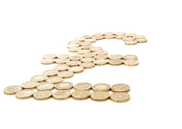 pound sign money