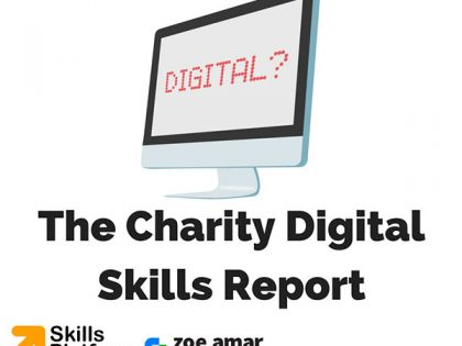 5 digital skills your charity can improve right now