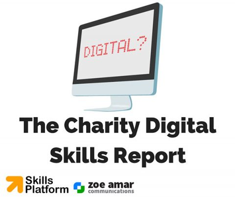 Charity Digital Skills Report