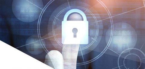 Data protection - digital lock