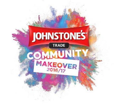 Johnston's Trade Community Makeover 2016/17 logo