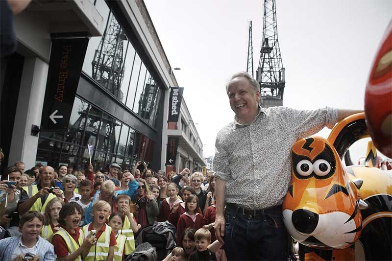 Nick Park and Gromit Unleashed (Bristol, 2013)