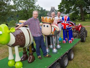 Grand Appeal and Aardman to bring another arts trail to Bristol