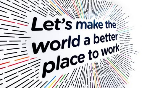 RG Foundation - make the world a better place to work