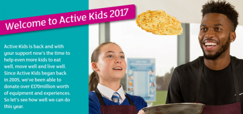 active kids 2017