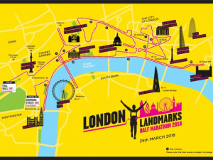 Tommy's launches London Landmarks Half Marathon to benefit itself & other charities