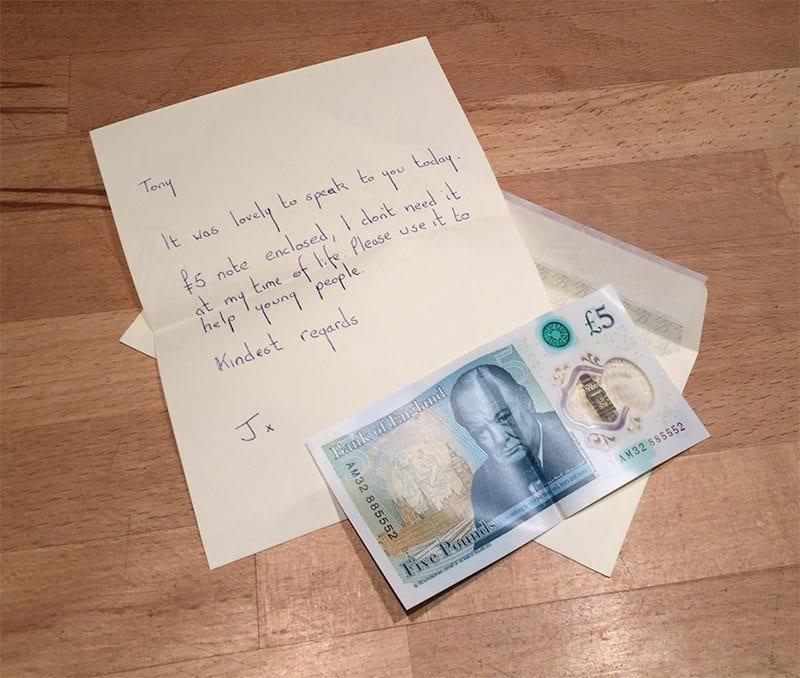 Third Jane Austen engraved £5 note discovered