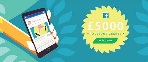 Transform Foundation's Facebook Advertising Grants Programme