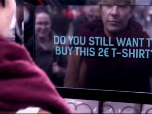 Innovative DOOH fundraising campaigns examples