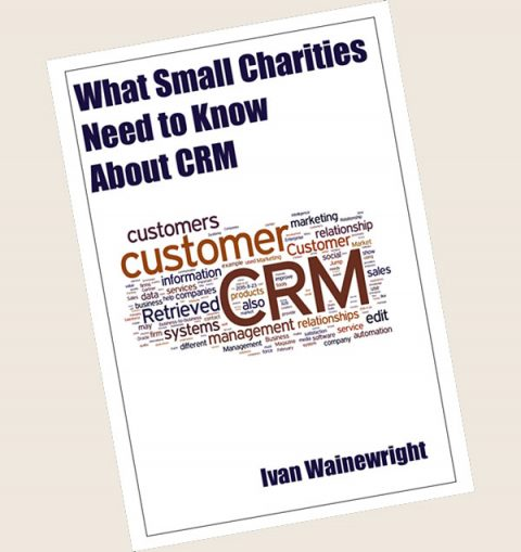What small charities need to know about CRM - cover