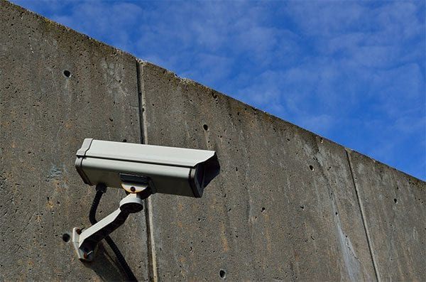 CCTV security camera - photo: Pixabay