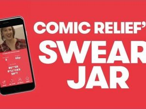 Comic Relief introduces celebrity swear jar app