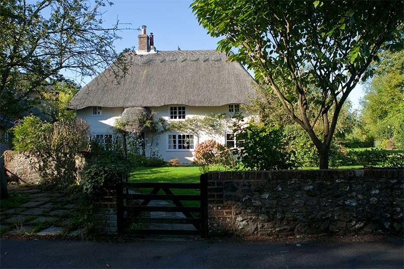 Country cottage - Pixabay.com