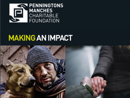 Penningtons Manches launches charitable foundation