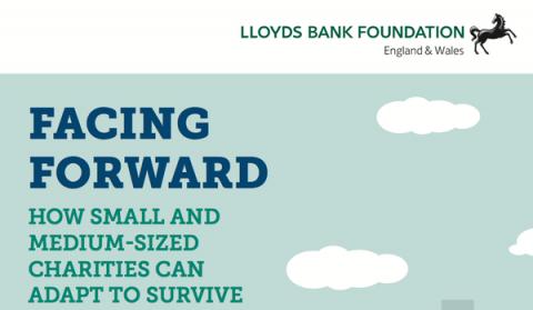 lloyds bank foundation facing forward