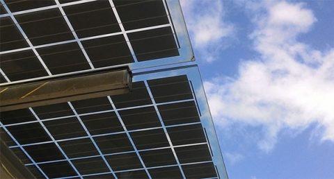 Solar panels - unsplash.com