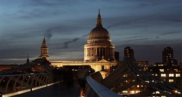 St Paul's Cathedral - photo: Pixabay