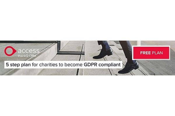 Access - five steps to GDPR compliance