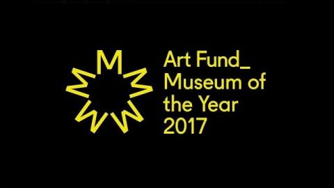 Art Fund Museum of the Year 2017 logo