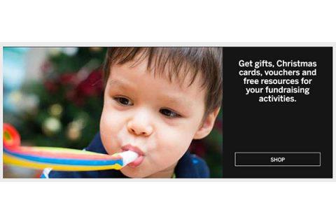 The Children's Society online shop