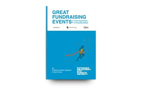 Great Fundraising Events report cover