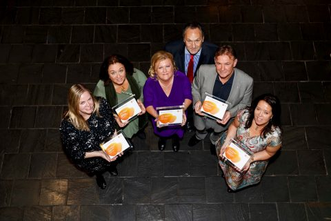 GSK Ireland IMPACT Awards winners 2016