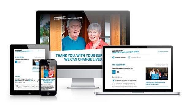 Parkinson's UK new supporter pathways