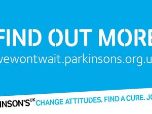 #WeWontWait: Parkinson's UK campaigns for funding for next step of research