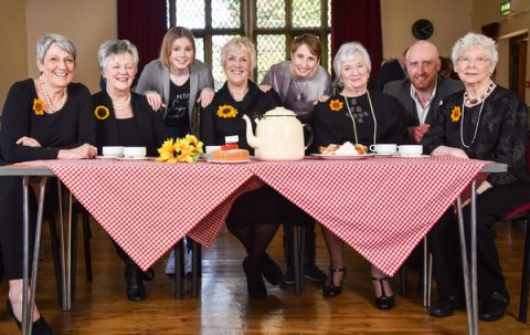 calendar girls tea