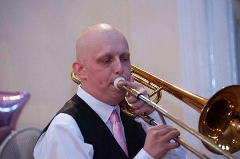 Stephen Sykes, trombonist