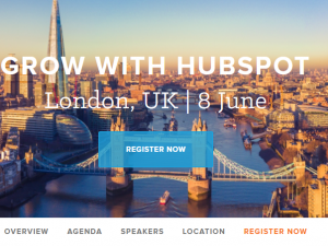 Inbound marketing London – event on June 8th
