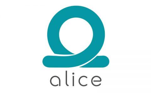 Alice.si blockchain fundraising platform