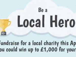 Localgiving's Local Hero campaign raises over £122k for local charities