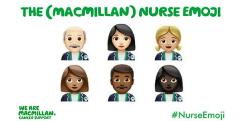 What the (Macmillan) Nurse emoji might look like