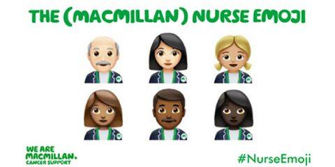 What the (Macmillan) Nurse emoji might look like