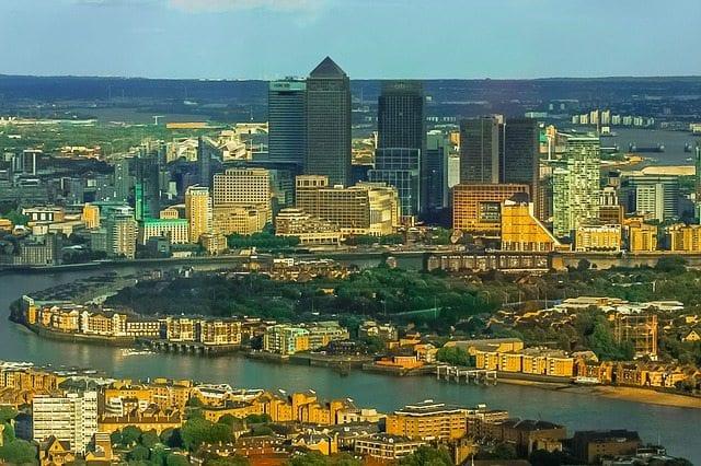 london canary wharf