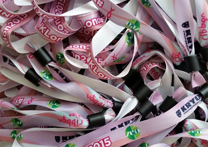 Pink Ribbon Foundation bands