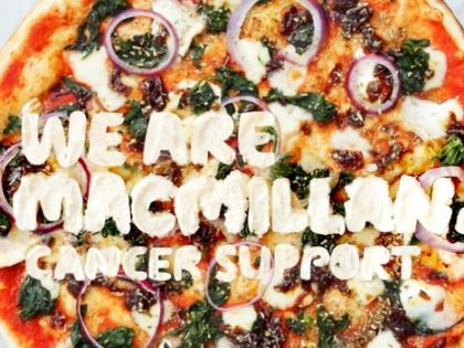 Pizza Express raises £500,000 for Macmillan in one year