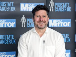 Partnership between Prostate Cancer UK & Trinity Mirror kicks off with Keepie Uppie Challenge