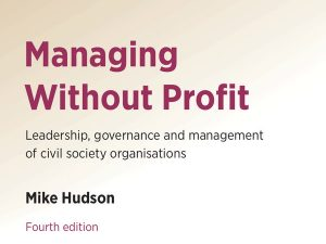 4th edition of Managing Without Profit published