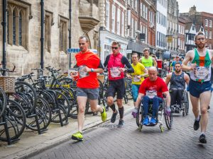 Wings for Life World Run raises €6.8 million for spinal cord injury research