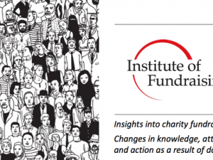 Donating prompts 63% to take further positive action, says IoF & YouGov research
