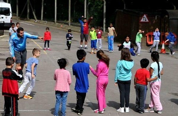 childhood trust summer give